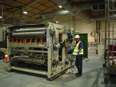 Rebuilding the complete paperline
